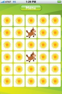 Animal Memory Match - Hard